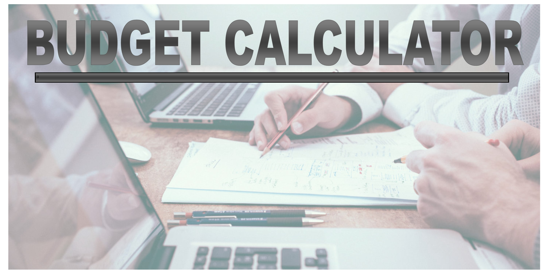 budget calculater