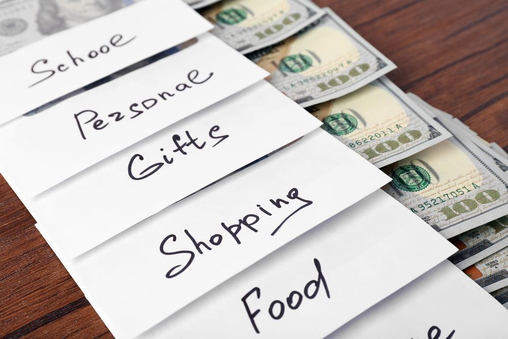 Budgeting Cash Envelope System