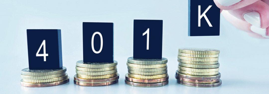 company sponsored 401k retirement plan
