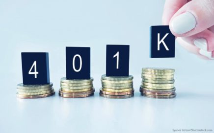 company sponsored 401k retirement plan