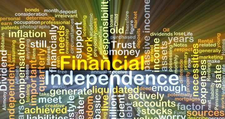 Becoming Financially Independent Today