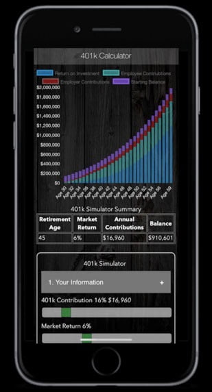 FIRE Calculators App Financial Independence