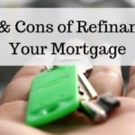 Mortgage Refinance Calculator - Pros & Cons of Refinancing Your Mortgage
