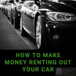 Make Money Renting Your Car Out Turo